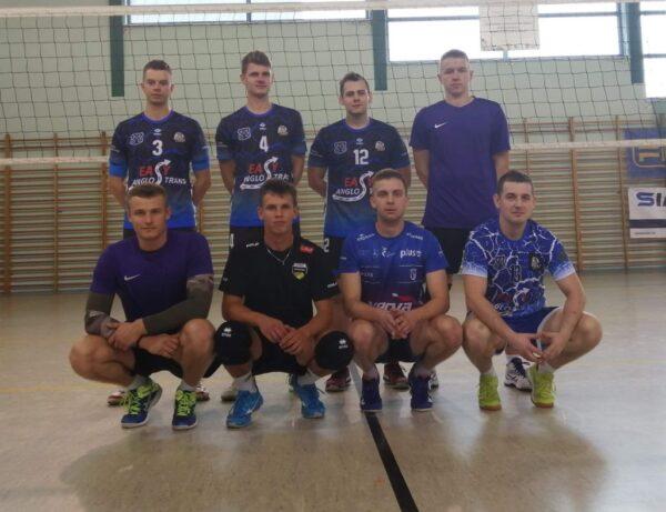 Team Krotoszyn na podium
