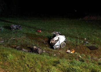Tragiczny wypadek w Konarzewie