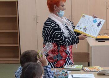 Zalety czytania dzieciom
