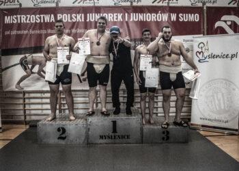 14 krążków na mistrzostwach Polski
