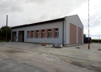 Przebudowa Wiejskiego Domu Kultury
