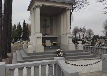 Odnowiono groby powstańców wielkopolskich