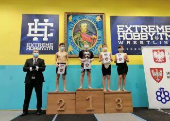 Młodzicy rywalizowali w Poznaniu