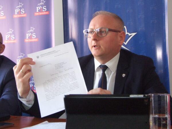 Łukasz Mikołajczyk odwołany ze stanowiska wojewody