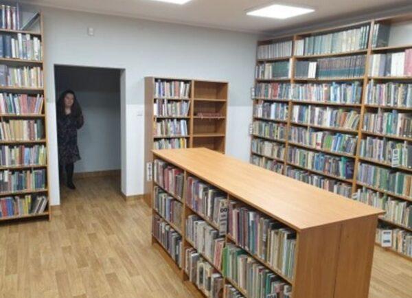 Biblioteka już otwarta w nowej siedzibie