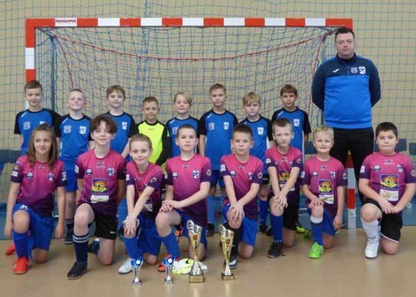 Sukcesy młodych piłkarzy Astry