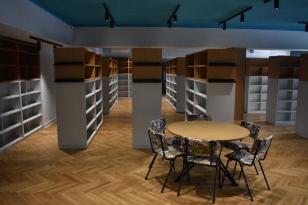 Biblioteka w nowej odsłonie