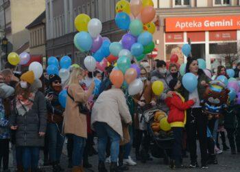 Baloniki dla Marcelka!