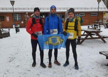 Startowali w ślężańskim maratonie