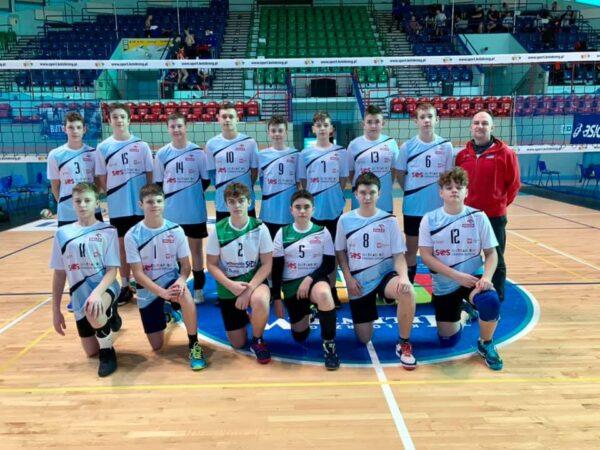 UKS Piast na turnieju w Kołobrzegu