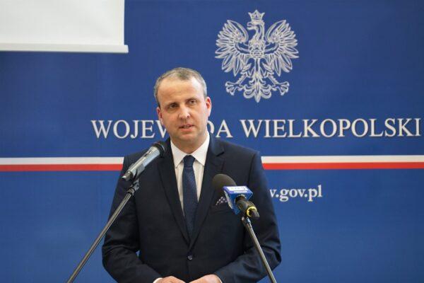 Michał Zieliński nowym wojewodą
