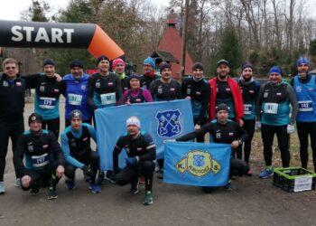 Mocna ekipa Krotosza startowała w Łęknie
