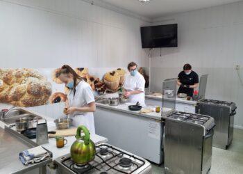 Kulinarne zmagania w Hufcu Pracy