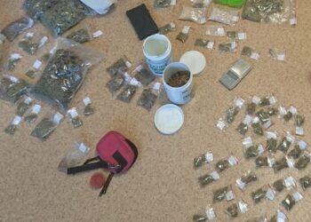 18-latek odpowie za posiadanie narkotyków