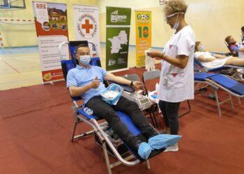 Oddając krew – dajesz życie!