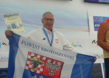 Srebro i brąz Czesława Roszczaka