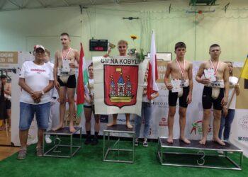 Młodzi adepci sumo z medalami mistrzostw Europy