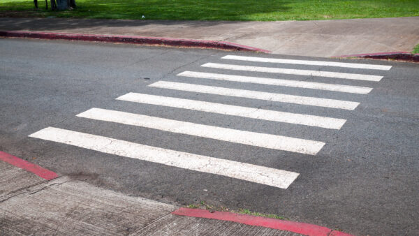 Dofinansowania na przejścia dla pieszych