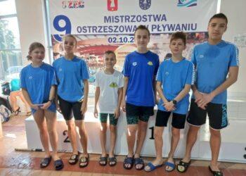 KS Krotosz na mistrzostwach Ostrzeszowa