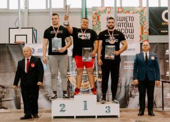 Andrzej Rusek mistrzem Polski!