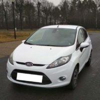 Sprzedam: Ford Fiesta 2012
