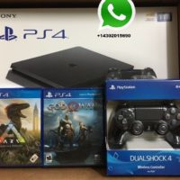 NEW  Original  Play station 4 pro 1TB